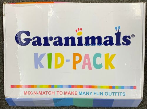 8pc Set  4t Garanimals Toddler Boys Mix /& Match Outfits Kid-Pack Gift Box