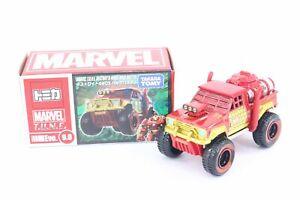 Tomica-Takara-Tomy-Disney-Marvel-TUNE-EVO-9-0-Destroy-Hulkbuster-DIECAST-TOY-CAR