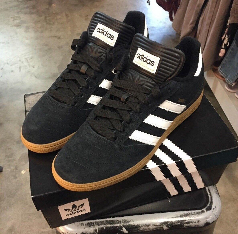 Adidas Busenitz Pro - Black Running White Metallic gold