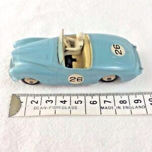 Dinky Toys Meccano Sunbeam Alpine Compétition Bleu 107