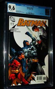 BATMAN-657-2006-DC-Comics-CGC-9-6-NM
