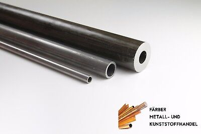 Präzisionsrohr nahtlos E235+C ab 30mm D Länge frei wählbar Stahlpräzisionsrohr