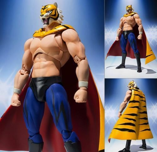 Bandai S.H. Figuarts TIGER MASK W L' Uomo Tigre Man NAOTO Action Figure