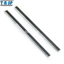 TASP 5 Pairs HSS Planer Blades fit Ryobi Bosch Hitachi Dewalt 82 x 5.5 x 1.1mm
