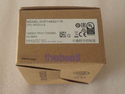1 PC New Delta PLC DVP14SS211R In Box