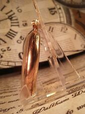 STRONG CLEAR Pocket Watch Display Holder Case Perfect for All Sizes!