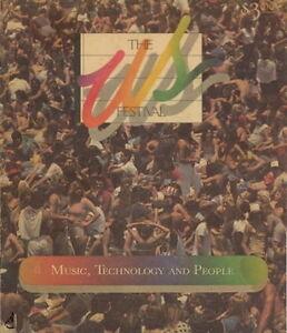 TOM-PETTY-RAMONES-GRATEFUL-DEAD-1982-US-FESTIVAL-VINTAGE-PROGRAM-NMT-2-MNT