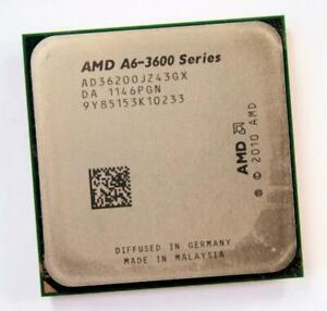AMD-A6-Series-A6-3620-AD3620OJZ43GX-Quad-Core-2-2GHz-Socket-FM1-CPU-Radeon-GPU