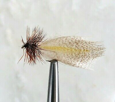 Half Dozen 6 #14 Red Flashback Copper John Nymph Flies Fly Fishing