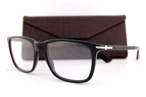 Where Are Gucci Eyeglass Frames Made : Brand New GUCCI Eyeglass Frames 1105 263 Black For Men ...