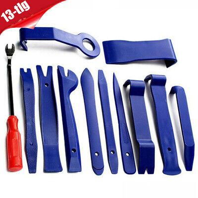 12-tlg Innenraumverkleidung-Werkzeug KFZ Cliplöser-Demontage-Satz Montagehebel