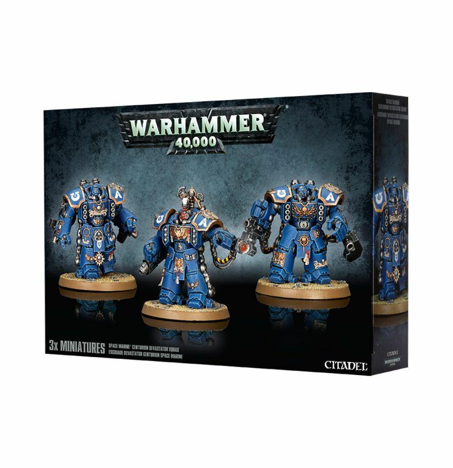 Space Marine Centurion Devastator Squad Warhammer 40,000