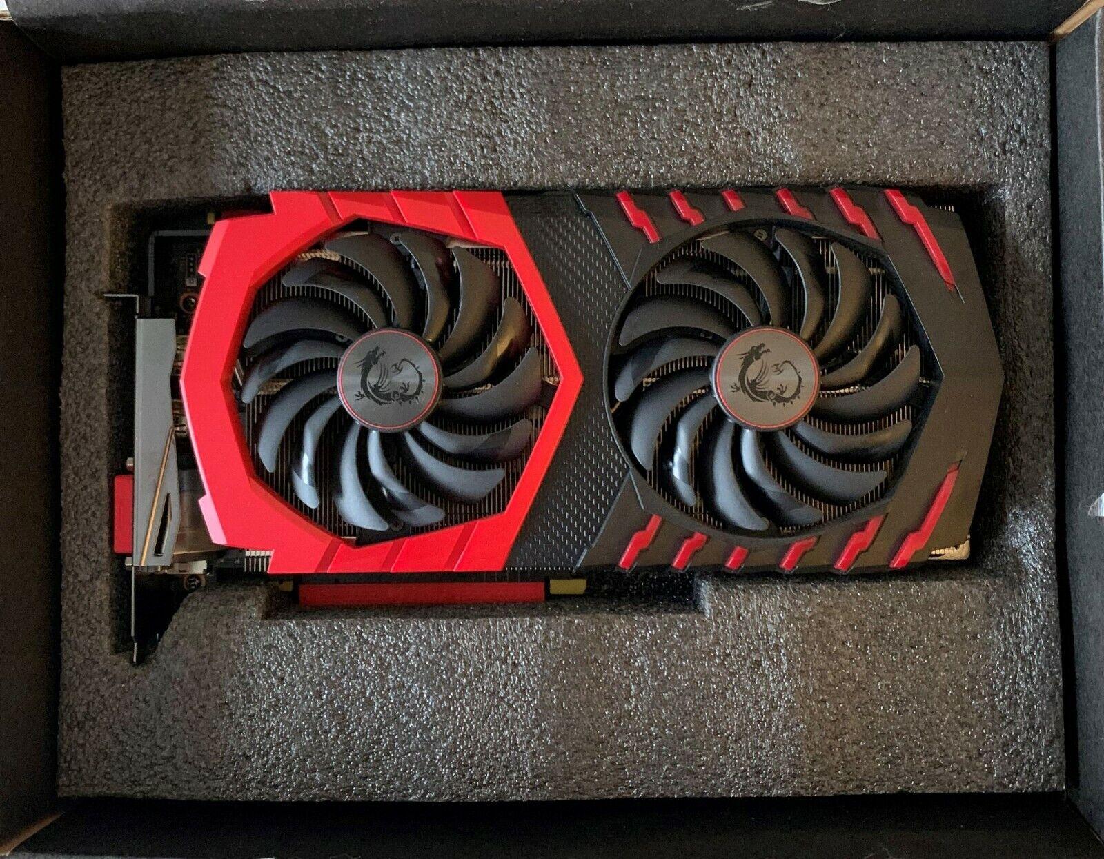 MSI NVIDIA GeForce GTX 1080 Ti 11GB GDDR5X Gaming Graphics Card