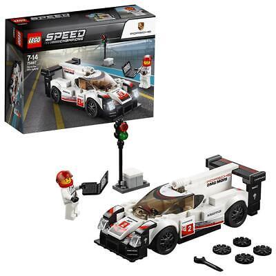 Lego Speed Champions-porsche 919 Ibrido 75887-mostra Il Titolo Originale