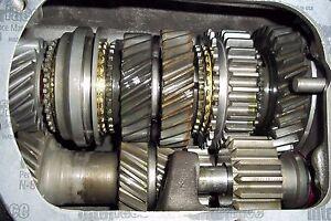 Details about SAGINAW 4 SPEED TRANSMISSION w/ R10 OD 2 54 1ST GEAR 10 - 27  SPLINE CAR