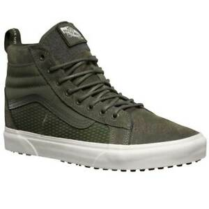 a951468aaa VANS SK8-HI 46 (MTE DX) ALL WEATHER SKATE SHOES TACT GRAPE LEAF MENS ...