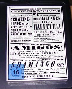 ITALOWESTERN-ENZYKLOPADIE-NO-1-DVD-4-DISC-SET-SCHNELLER-VERSAND-NEU-amp-OVP