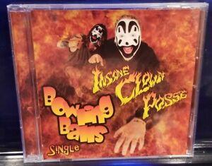 Insane-Clown-Posse-Bowling-Balls-CD-Single-rare-twiztid-dark-lotus-horrorcore