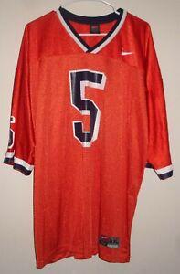 official photos cb8d7 a4ece Details about Donovan McNabb Syracuse Football Jersey (2XL)