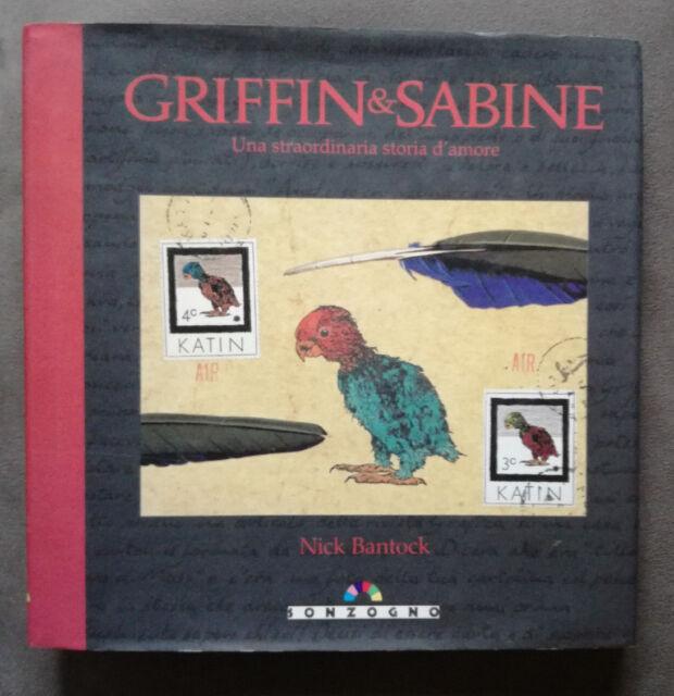 Griffin & Sabine. Una straordinaria storia d'amore, Nick Bantock, Sonzogno.