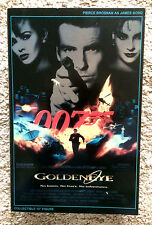 PIERCE BROSNAN JAMES BOND 007 12 INCH FIGURE Sideshow Collectibles BOXED UNUSED