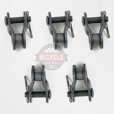for 415 Chain **5-Pack**  415 Half Link Motorized Bicycle 415H Chain Lock