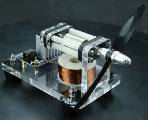 Hall Motor High-speed Magnetic Levitating Motor Brushless Motor DIY TOYS