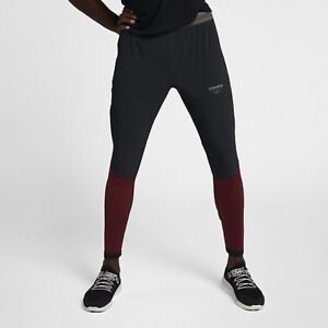 NikeLab-x-Undercover-Gyakusou-Pants-Black-Dark-Red-910804-010-Multiple-Sizes