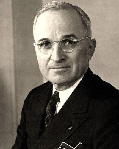 Truman Official Portrait 8 x 10 11 x 14 Photo Picture Photograph Harry S