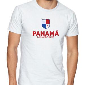 d1ea4e75edb Panama Team Soccer T-shirt Adults Men's Soccer Jersey 100% cotton ...