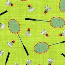 Pee Wee Parade C1902 BLK Black Ping Pong Cotton Fab Timeless Treasures Minis