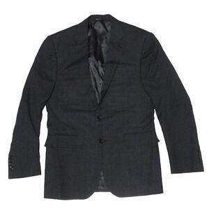 Ralph-Lauren-Black-Label-Mens-Italy-Anthony-2-Button-Wool-Sportcoat-Blazer-38S