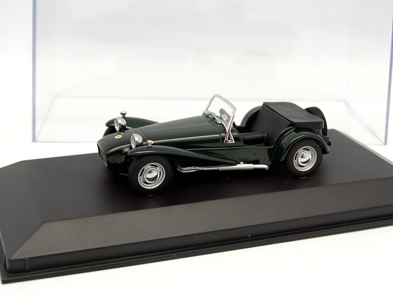 Minichamps 1 43 - Lotus Super 7 Seven Green