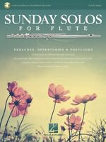 Sunday Solos For Flute Preludes Offertories & Postludes Instrumental F 000137300