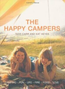 HAPPY CAMPERS By Kat Heyes & Tess Carr **BRAND NEW**