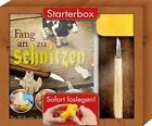 Fang an zu schnitzen - Starterbox von Steve Tomashek (2014, Taschenbuch)