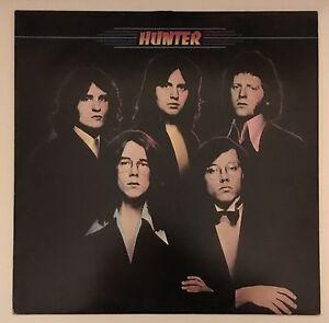 HUNTER-Hunter-UK-vinyl-LP-EXCELLENT-CONDITION-S-T-Same-self-titled