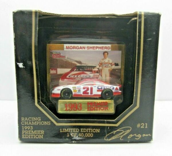 Racing Champions Morgan Shepherd 1993 Premier Edition