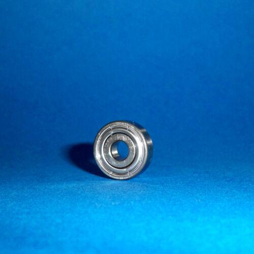 8 x 22 x 7 mm 12 Cuscinetto a Sfere Ss 608 Zz Acciaio Inox No Ruggine