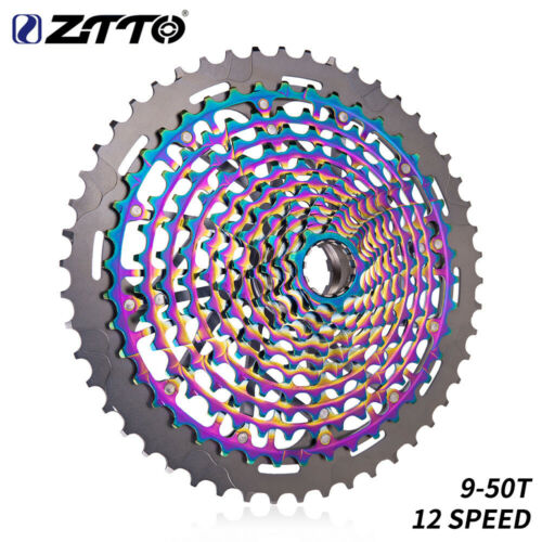 Bike Bicycle 12 Speed 9-50T Steel Cassette Freewheel For XX1 Eagle XD outdoor