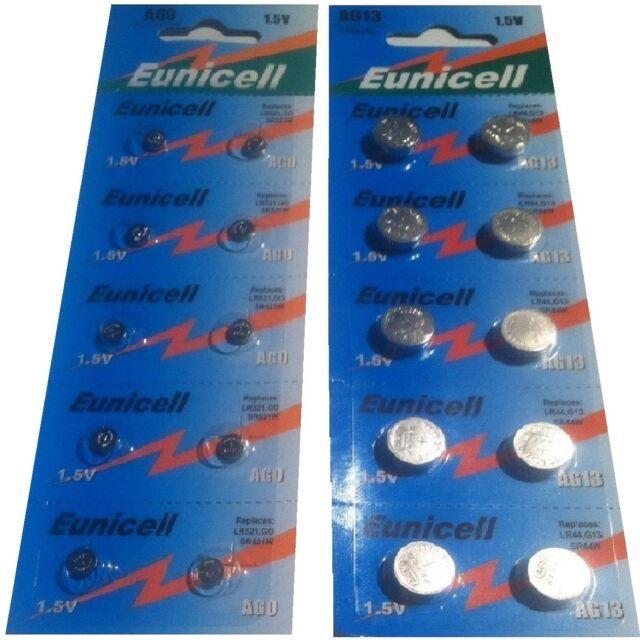 Piles - Eunicell AG0,AG1,AG2,AG3,AG4,AG5,AG6,AG7,AG8,AG9,AG10,AG11,AG12,AG13