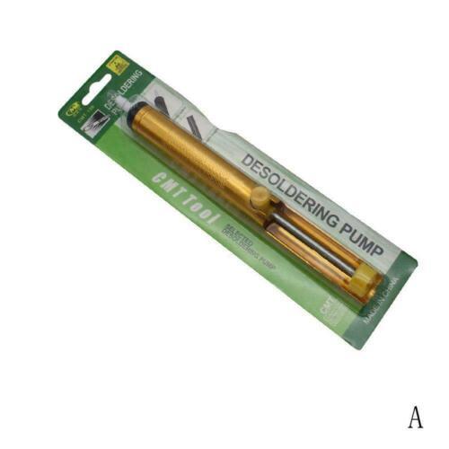 2019 Solder Sucker Desoldering Pump Tool Vakuum-Entfernung Lötkolben-Desolv A6G9