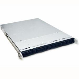 Supermicro-CSE-815-1U-Serveur-X7DWU-Carte-Mere-Xeon-E5405-Quad-Core-2GHz-8GB
