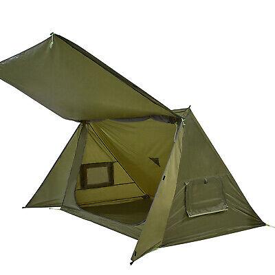 OneTigris 4 Season Survival Tent Single Ultralight Shelter for Camping & Hiking | eBay