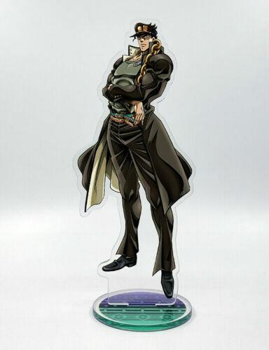 JOJO/'s Bizarre Adventure Kujo Jotaro Acrylic Stand Figure Gift