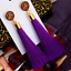 Hot-1-Pair-Women-New-Bohemian-Style-Long-Tassel-Dangle-Fringe-Hook-Earrings-Gift thumbnail 9