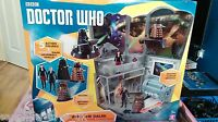 Doctor Who Into The Dalek Time Zone Figure Collection + Angels Take Manhattan