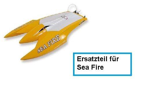 Pezzo DI RICAMBIO MOTOSCAFO: Sea Fire: 92026 trim tabs Sea Fire