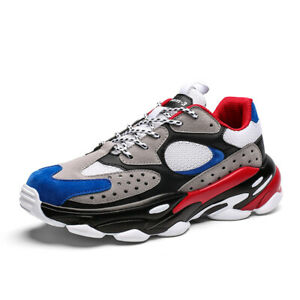 Men-039-s-Fashion-Shoes-Sports-Sneakers-Athletic-Outdoor-Breathable-Running-Casual