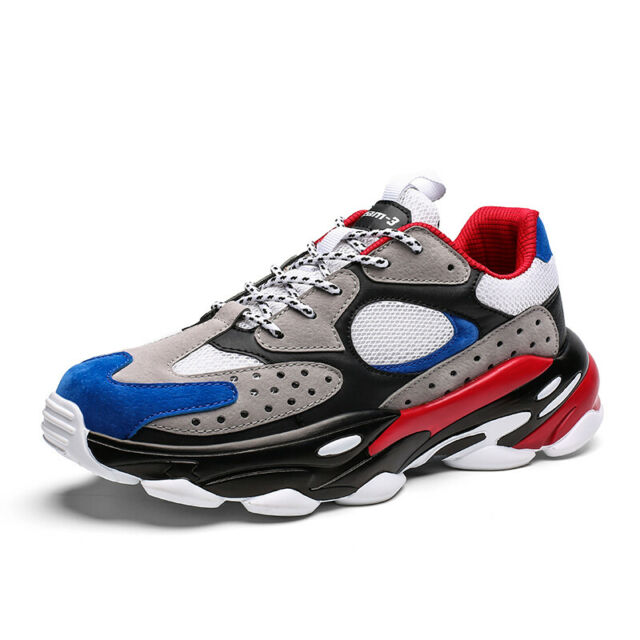 Men's Fashion Shoes Sports Sneakers Athletic Outdoor Breathable Running Casual